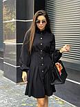 Женское платье-рубашка плиссировка (в расцветках), фото 2