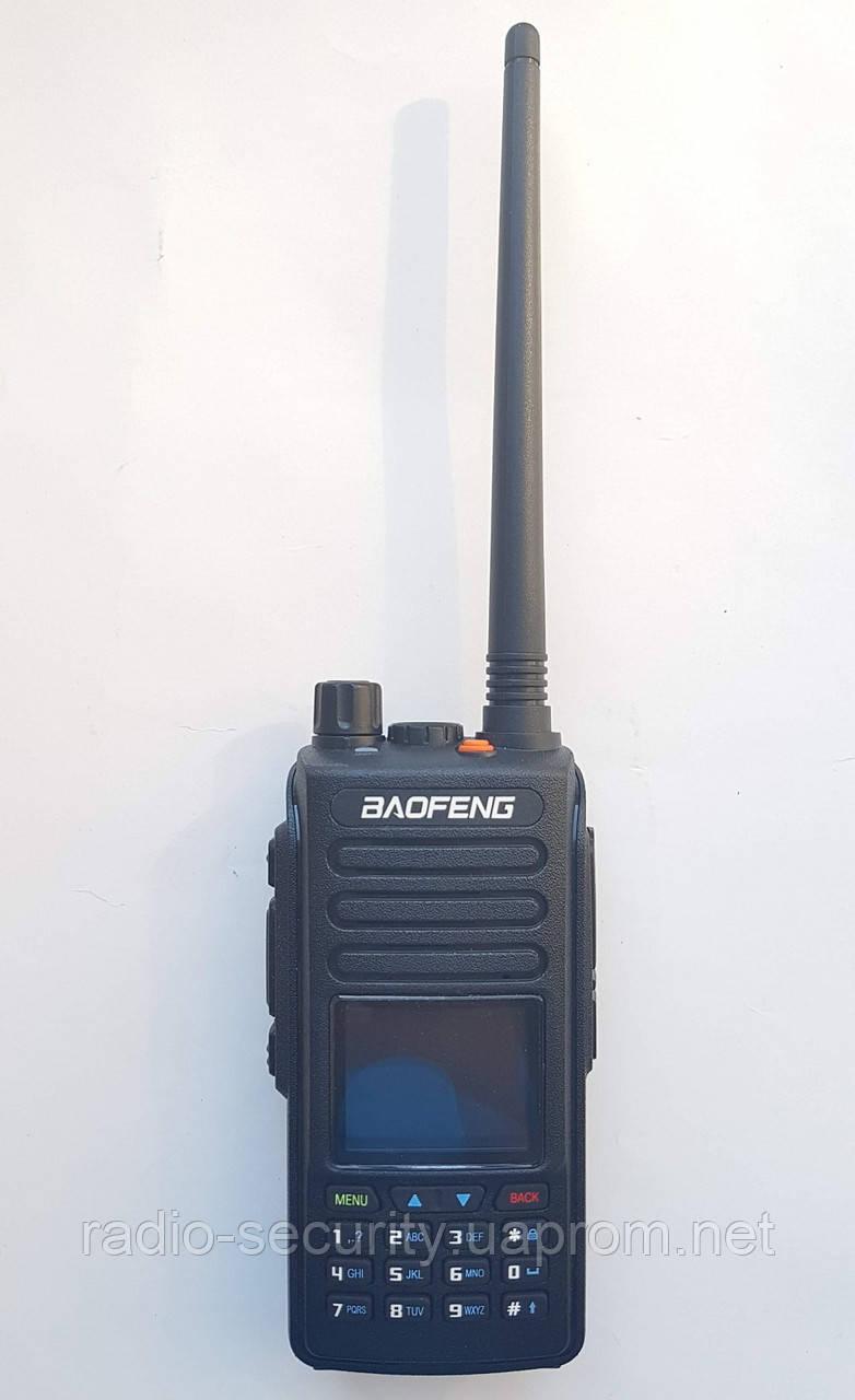 Радіостанція цифрова портативна BAOFENG DM-1702 GPS VHF/UHF