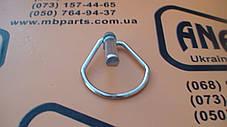 826/00600 Стопор пальца переднего ковша (40мм) на JCB 3CX, 4CX, фото 2