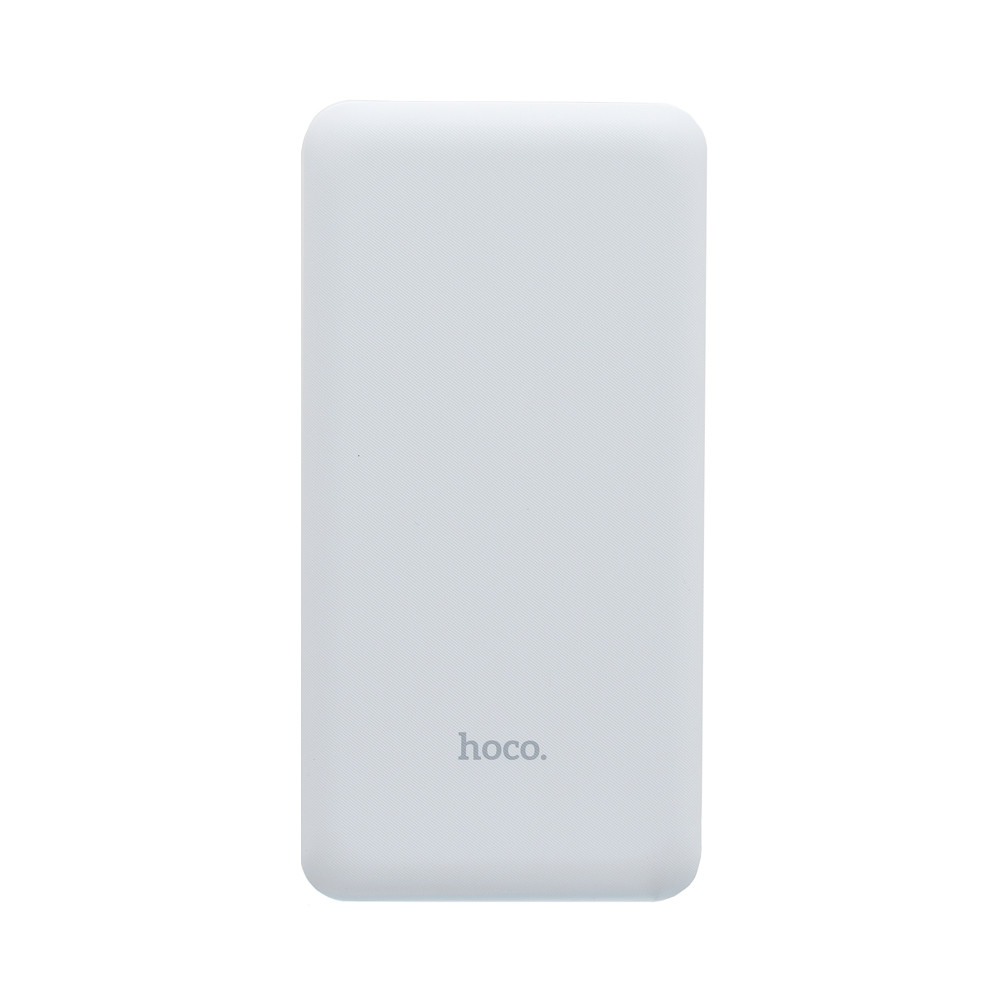 Power Bank Hoco Simple Energy 10000 mAh White