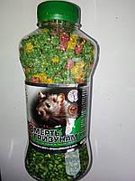Смесь Смерть грызунам 2в1 зерно + микс гранулы от крыс мышей 400г
