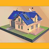 Молниезащита для частного дома