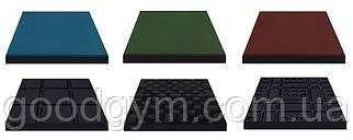 Плитка резиновая (квадрат)