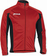 Олимпийка Joma WINTER BIKE красно-черная 100200.601