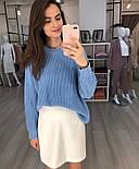 Женский базовый джемпер / свитер (в расцветках), фото 4