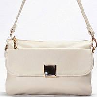 Женская сумка - клатчик Gilda Tohetti  бежевого цвета