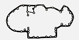 Прокладка передней крышки двигателя DAF XF CF прокладка передней крышки ДАФ, фото 2