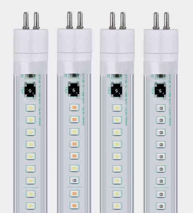 Світлодіодна лампа Т5, 3014SMD, 80Led, 220V, 5W, 900LM, 60см, біла