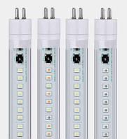 Светодиодная лампа Т5, 3014SMD, 80Led, 220V, 5W, 900LM, 60см, белая