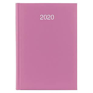 Ежедневник датированный 2020 BRUNNEN MIRADUR Стандарт 7956022 розовый, фото 2