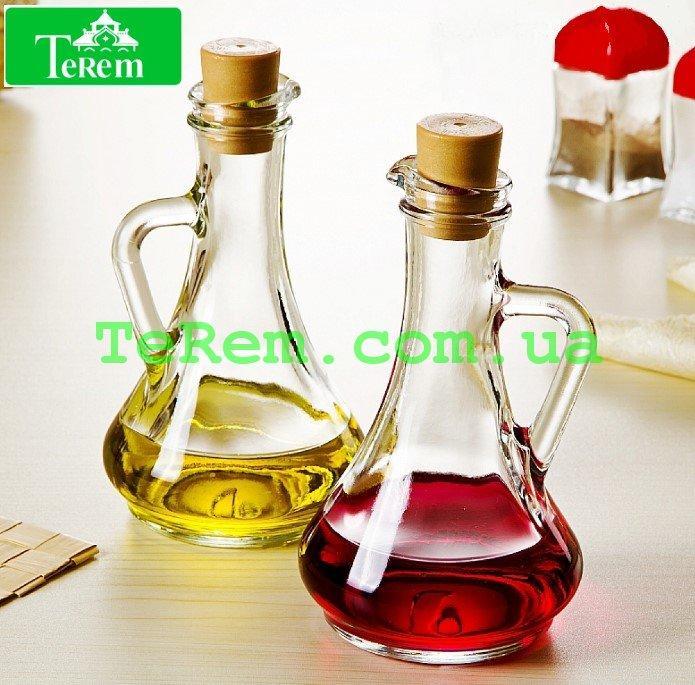 Набор емкостей для масла и уксуса 260 мл 2 шт Olivia 80108