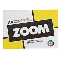 Бумага офисная ZOOM A4 500 листов