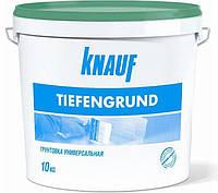 Ґрунтівка Тіфенгрунд Кнауф (Knauf Tiefengrund), 10л