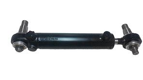 Гідроциліндр рульової трактора МТЗ Ц50 (підключення в одній площині 0º/під кутом 90º) (з пальцями)