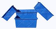 Ящик пластиковый объёмом 750