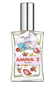 Детские духи для девочек Amina 2