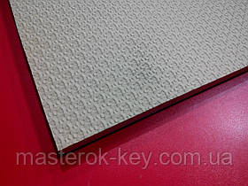 Микропористая резина 600*400*10.5 мм цвет бежевый