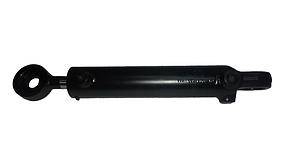 Гидроцилиндр рулевой трактора МТЗ Ц50 (подключение в одной плоскости 0º/под углом 90º) (без пальцев)