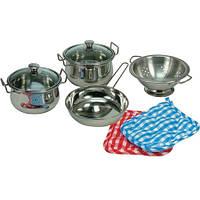 Набор нержавеющей посуды из 8 предметов, Bino. BINO (83392)