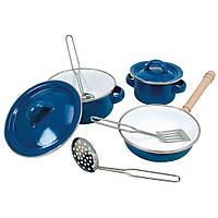 Набор эмалированной посуды из 8 предметов, Bino. BINO (83395)