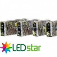Блок питания LED STAR для LED ленты 50W, 12V, 4.17A, негерметичный