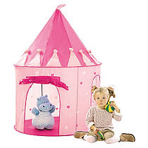 Палатка Замок розовая, Bino. BINO (82810)