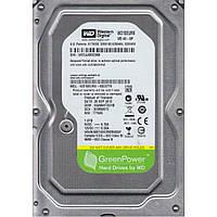 Bинчестер 1,0TB SATA III Western Digital 3.5 7200rpm 64Mb WD10EURX