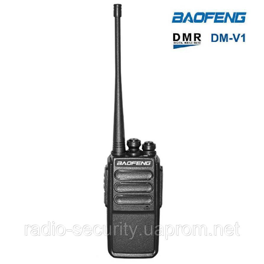Радиостанция цифровая портативная BAOFENG DM-V1 DMR UHF