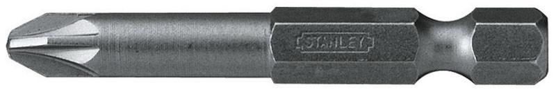 Бита PZ 2 100мм (10шт.)    STANLEY 3-68-807