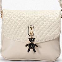 Женская сумка - клатч Gilda Tohetti  бежевый