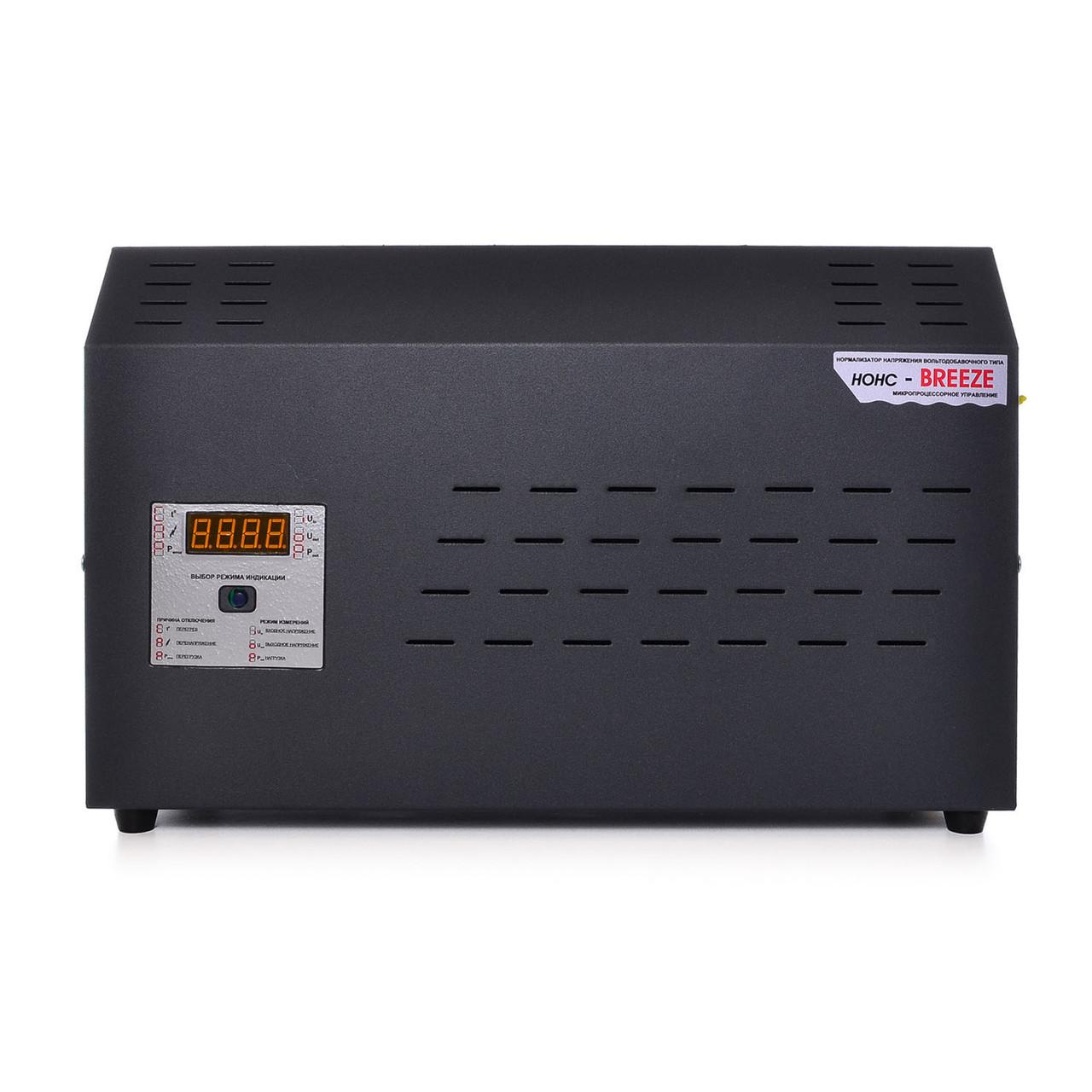 Стабилизатор NONS-9,0 кВт BREEZE 40А