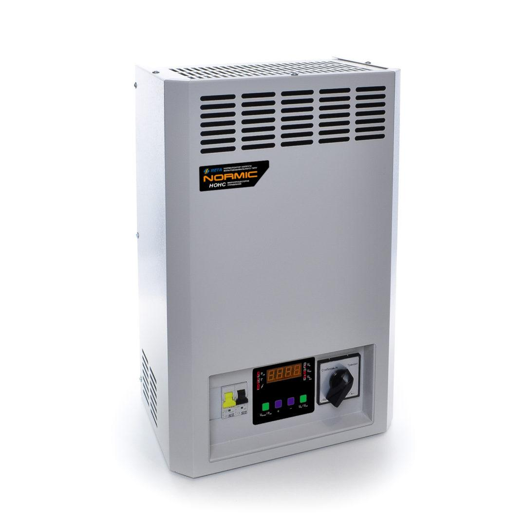 Стабилизатор NONS-9,0 кВт NORMIC 40А