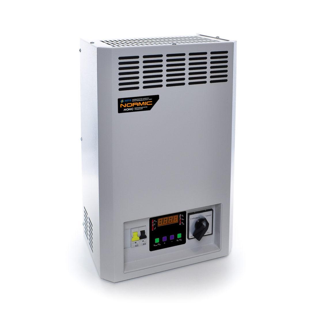 Стабилизатор NONS-14 кВт NORMIC 63А