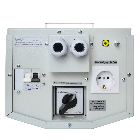 Стабилизатор NONS-7,0 кВт SHTEEL 32А, фото 8