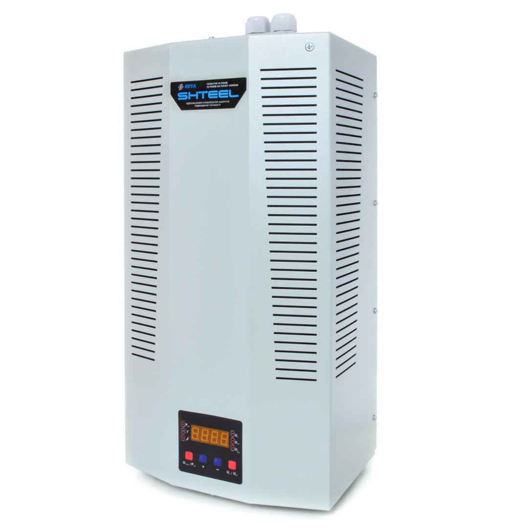 Стабилизатор NONS-9,0 кВт SHTEEL 40А