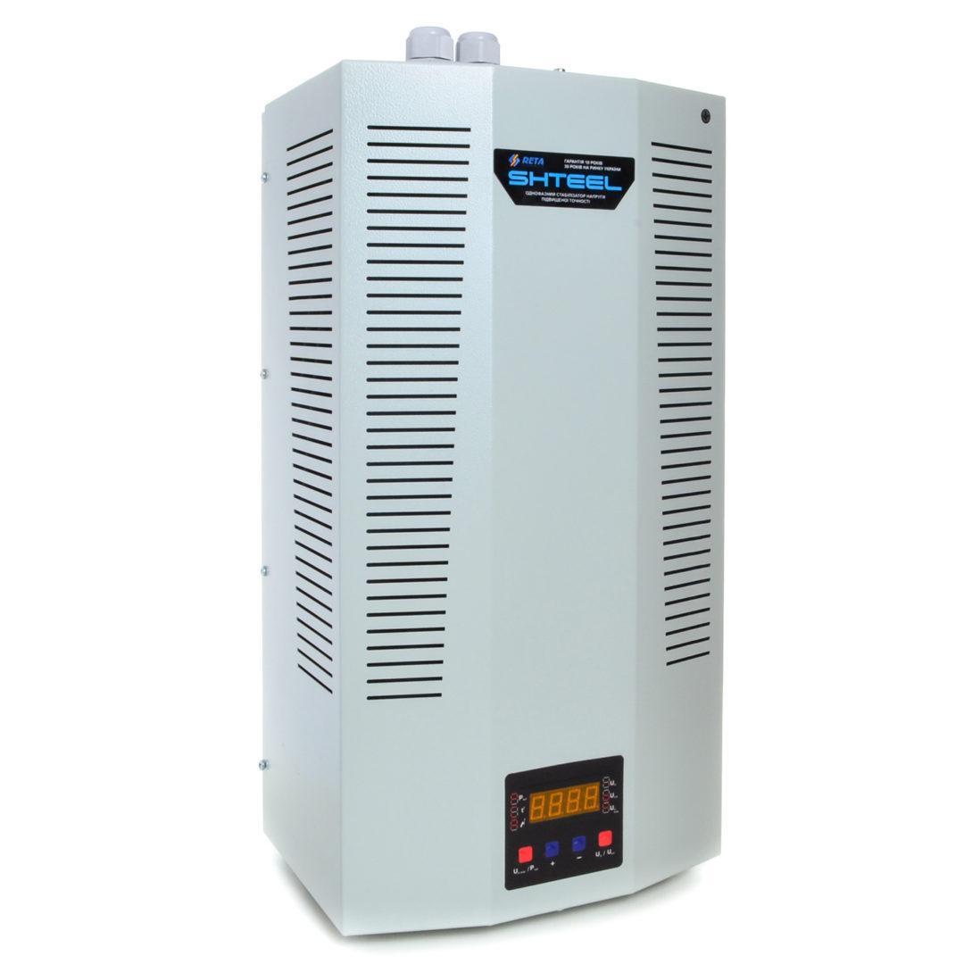 Стабилизатор NONS-17 кВт SHTEEL 80А