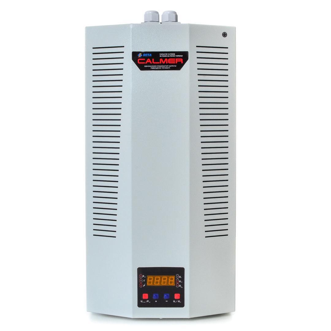 Стабілізатор NONS-5,5 кВт CALMER (INFINEON) WEB 25А