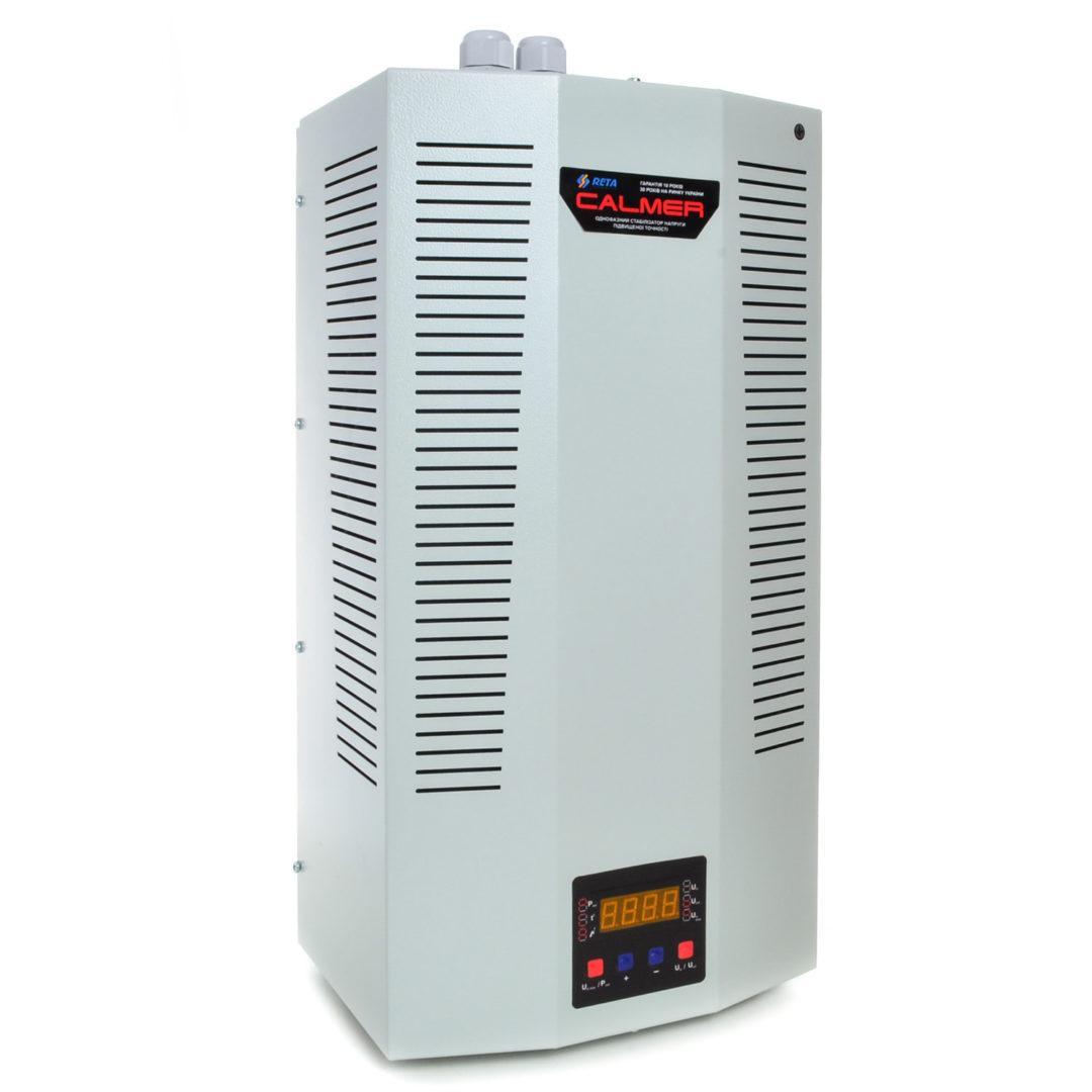 Стабилизатор NONS-14 кВт CALMER (INFINEON) 63А WEB