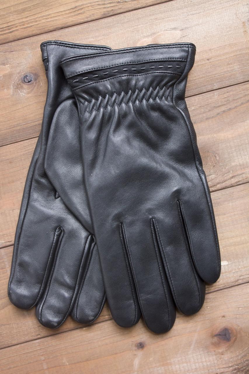 Мужские кожаные перчатки 931s3
