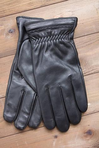 Мужские кожаные перчатки 931s3, фото 2