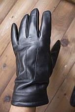 Мужские кожаные перчатки  932s1, фото 2