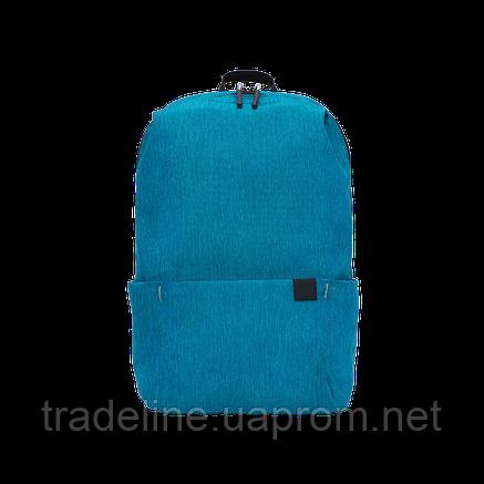 Рюкзак Xiaomi Mi Colorful Small Backpack Blue, фото 2