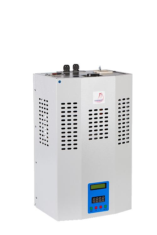Стабилизатор NONS-14 кВт FLAGMAN (INFINEON) 63А WEB
