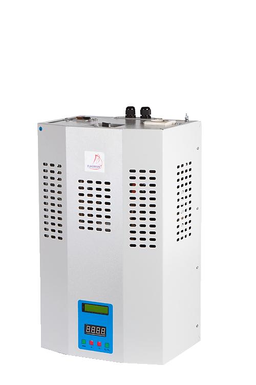 Стабилизатор NONS-22 кВт FLAGMAN (INFINEON) 100А WEB