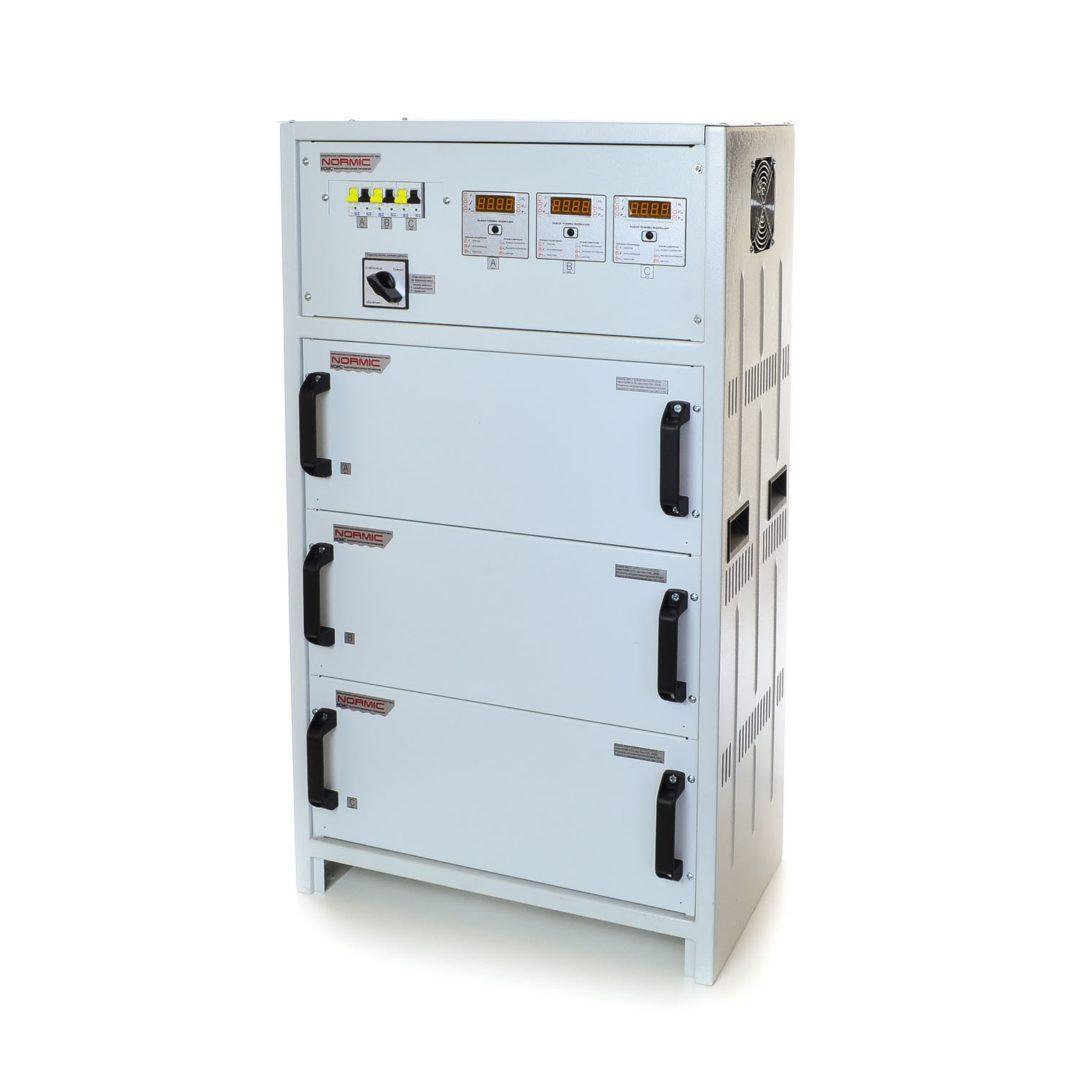 Стабилизатор NNST-3х14 кВт NORMIC 63А