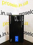 """Рукавички нітрилові,оглядові,нестерильні. Упаковка 50 пар """"Nitrylex black"""" M. Польща, фото 4"""