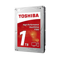 Bинчестер 1,0TB SATA TOSHIBA HDWD110UZSVA P300 7200rpm 64MB HDWD110UZSVA