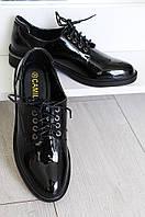 Туфли женские черные А321-1, фото 1