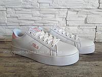 Женские кроссовки  Fila  Court Deluxe, белые  37, 39, 40