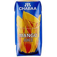 Сок CHABAA из Манго 180мл
